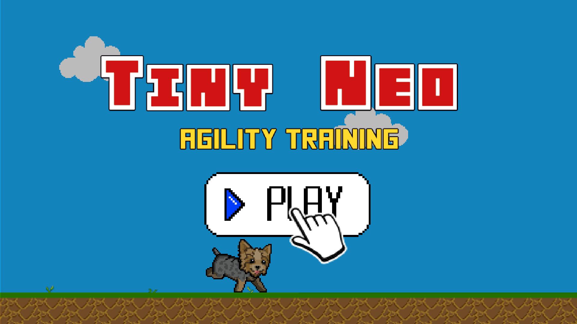 Tiny Neo - Agility Training TV screenshot 1