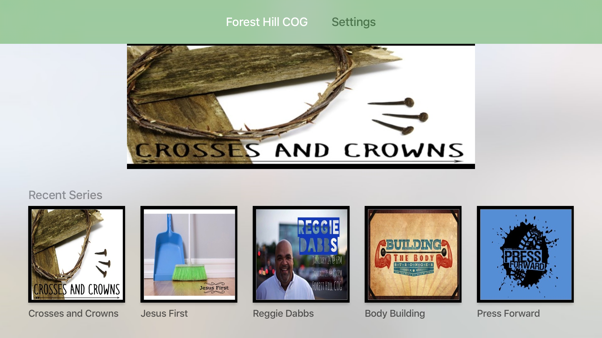 Forest Hill COG screenshot 7