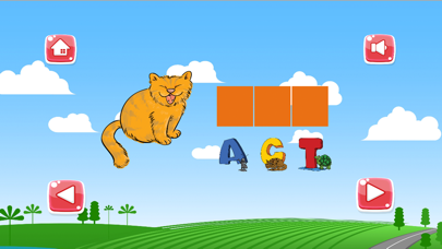 Spelling Game For Kids - Learning for Animals Vocabulary Free screenshot three