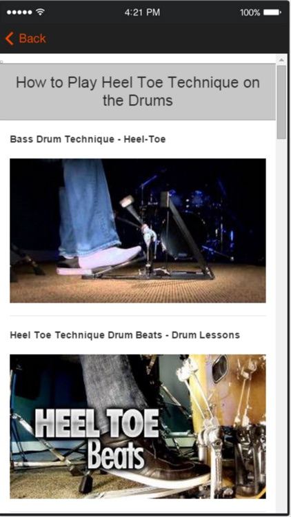 How to Play Drums - Beginner Drum Lessons screenshot-4