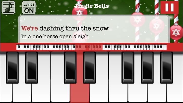 Christmas Piano with 50+ Songs screenshot-3