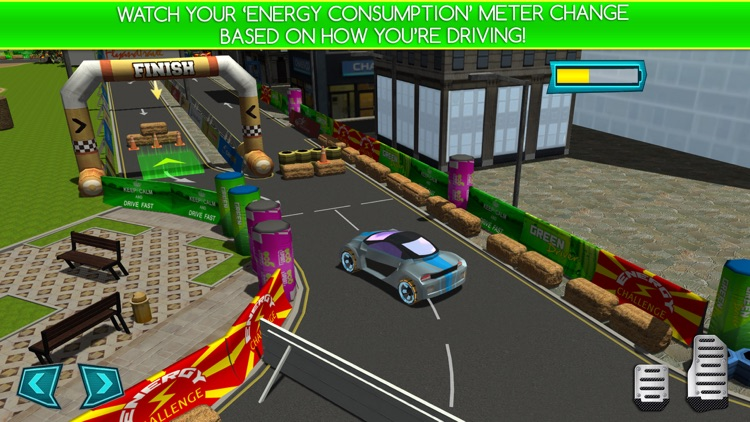 Concept Hybrid Car Parking Simulator Real Extreme Driving Racing screenshot-3