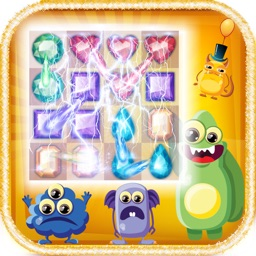 Jewels Monsters Invasion