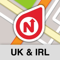 NLife UK & Ireland - Offline GPS Navigation, Traffic & Maps