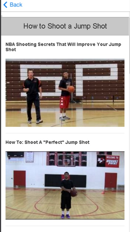 How to Play Basketball - Basketball Training, Workouts and Drills screenshot-4