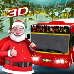 Christmas Party Bus Simulator 2016 – 3D City Bus Driver Simulation Game