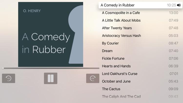 AudioBooks: Humorous Stories Pro