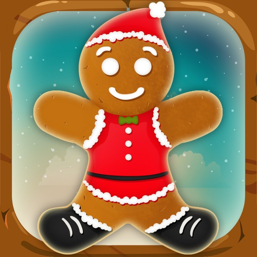 Christmas Cookie Maker Salon - Fun Dessert Food Cooking Kids Game for Boys & Girls!