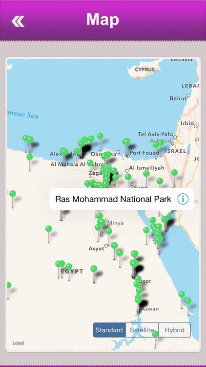 Egypt Tourist Guide screenshot-3