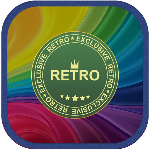 21 Vegas Paradise RETRO Viva Casino - FREE Slots Machines