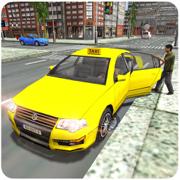 市出租车司机模拟器 - 3D黄色出租车服务模拟游戏