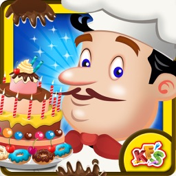 Candy Cake Maker – Make bakery food in this crazy cooking game