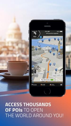 igo navigacija za iphone