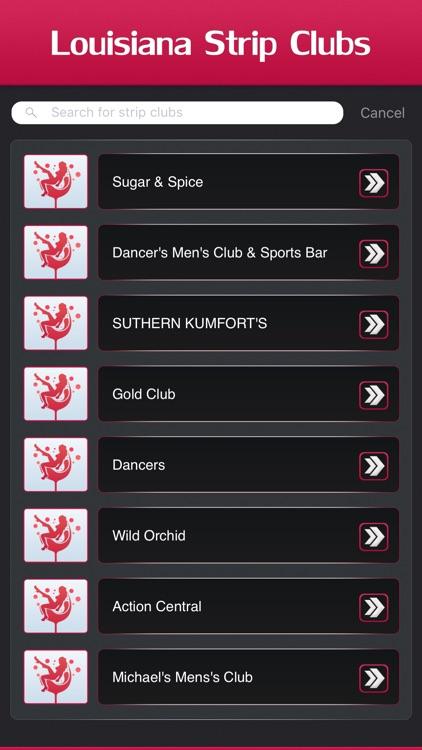 Louisiana Strip Clubs & Night Clubs