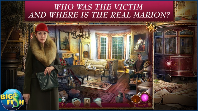 Danse Macabre: Deadly Deception - A Mystery Hidden Object Game (Full) screenshot-0
