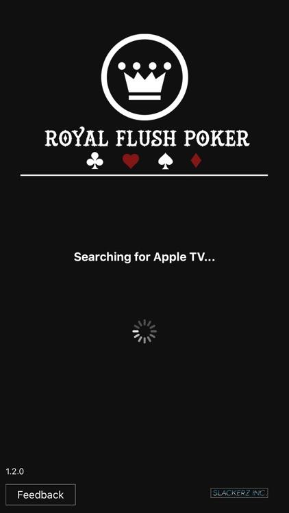 Royal Flush Poker!