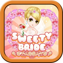 Sweety Bride Dress Up