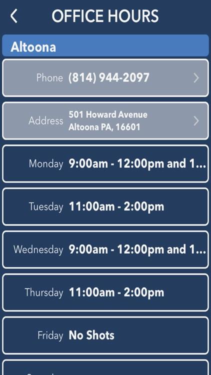 Visionary Allergy Tracker screenshot-3