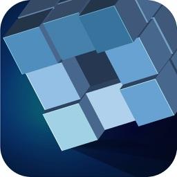 Grey Cubes: Unique 3D Brick Breaker