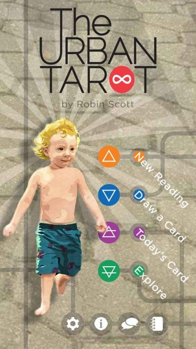 Urban Tarotのおすすめ画像1