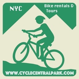 Central park bike tours & rentals NYC