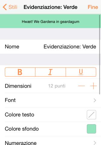OmniOutliner 2 screenshot 4