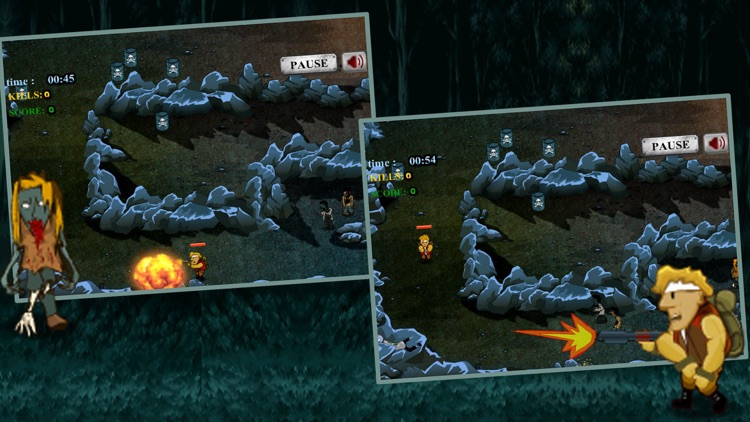 The Survival: Zombie Shooter screenshot-3