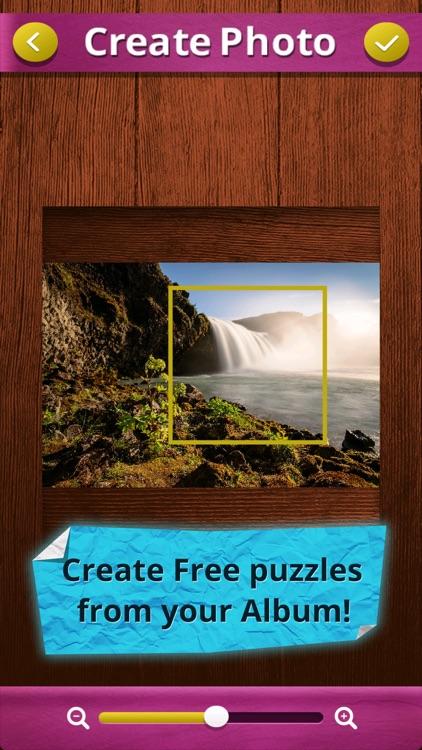 Jigsaw Puzzles Real Free screenshot-3