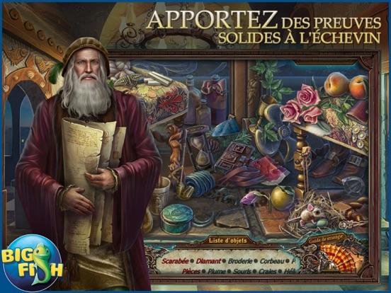 Screenshot #6 pour Grim Facade: l'Artiste et l'Imposteur HD - Objets cachés, mystères, puzzles, réflexion et aventure (Full)