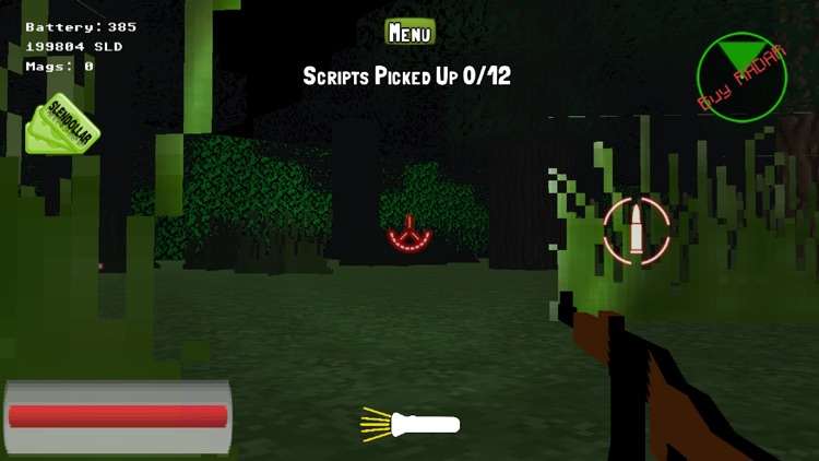 Block Slender Man 3D - Survivor Awakens screenshot-4