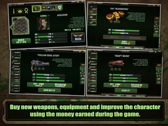 Zombie Shooter: Dead Frontier screenshot 3