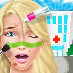 Crazy Girls Hospital - Doctor & Dress Up Kids Games!