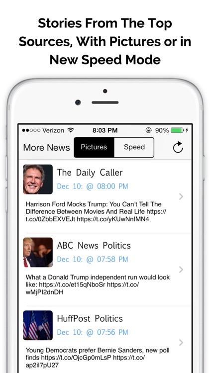 Fourth Estate - Political News Aggregator