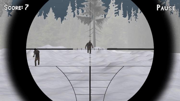 Sniper vs Zombies 3D