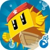 Cubes Bubble Crush - adventure switch pet rescue - iPhoneアプリ