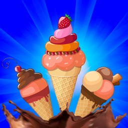Ice Cream Maker Cooking Game for Kids