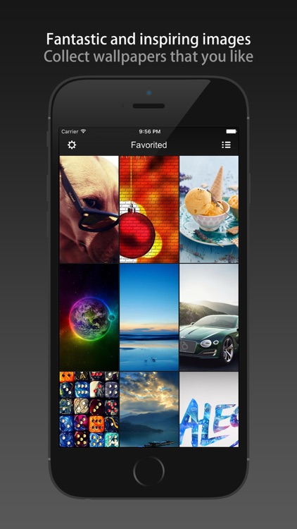Wallpapers Bright HD: Wallpapers & Backgrounds & Themes screenshot-4