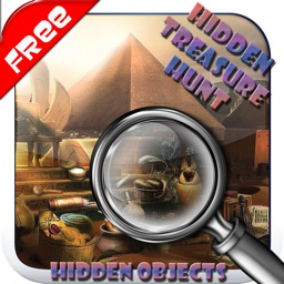 Pandora's Hidden Treasure - Find the Hidden Objects