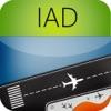 Washington Dulles Airport (IAD/BWI/DCA ) Flight Tracker radar