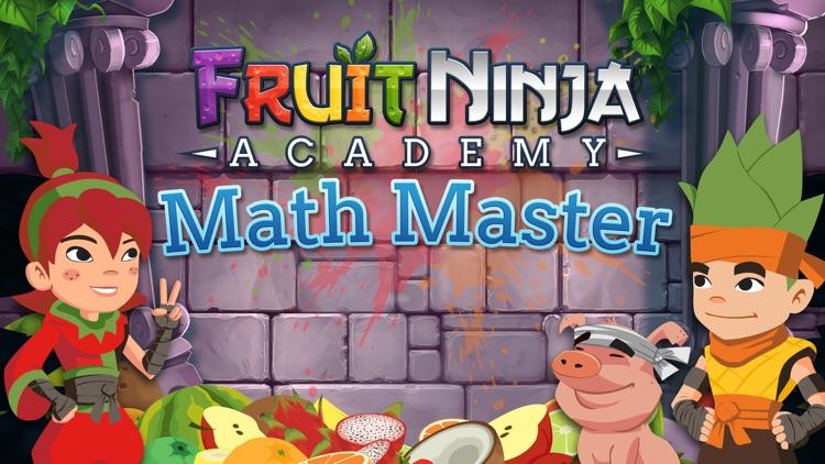 Fruit Ninja Academy: Math Master screenshot-0