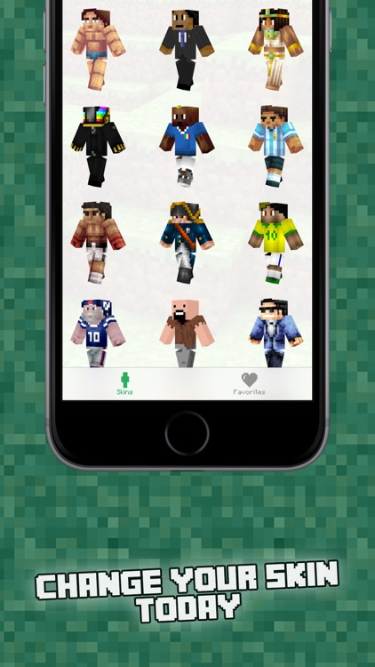 PE Skins for Minecraft (Skins for Minecraft Pocket Edition)