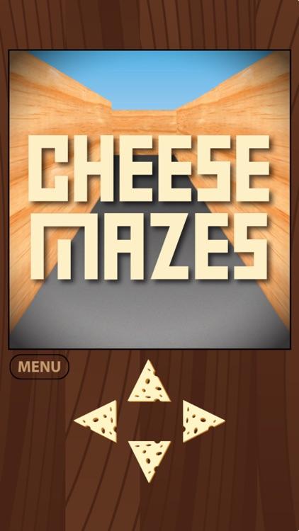Cheese Mazes Free
