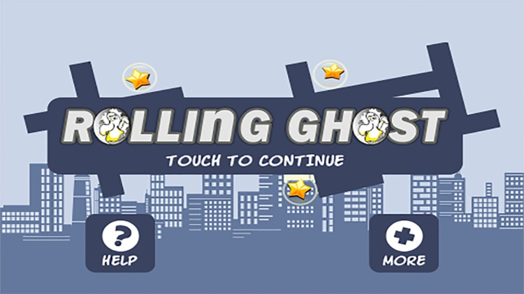 The Rolling Ghost - Collect The Stars