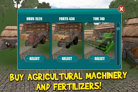USA Country Farm Simulator 3D screenshot 4
