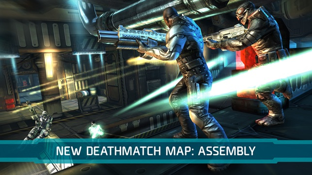 Deadzone Matchmaking Connected To Shadowgun Pc Not Server