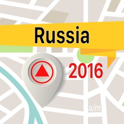 Russia Offline Map Navigator and Guide