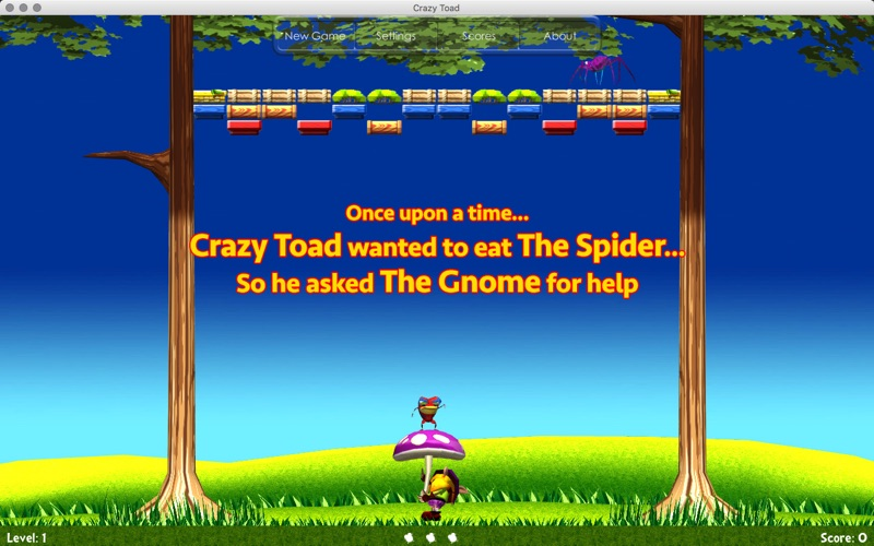 Crazy Toad Screenshot - 1
