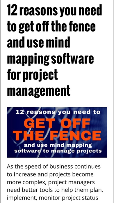 download Using Mind Maps Magazine apps 3