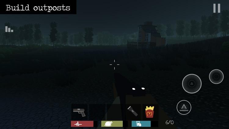 Block Slender-Man 2: The Forest of Soul Harvest Hunter Pocket Edition screenshot-3