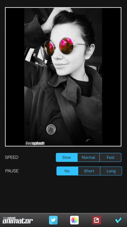 Live Splash™ - Free selective color and grayscale effects editor